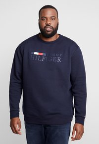 Tommy Hilfiger - BASIC  - Sweatshirt - blue - 0