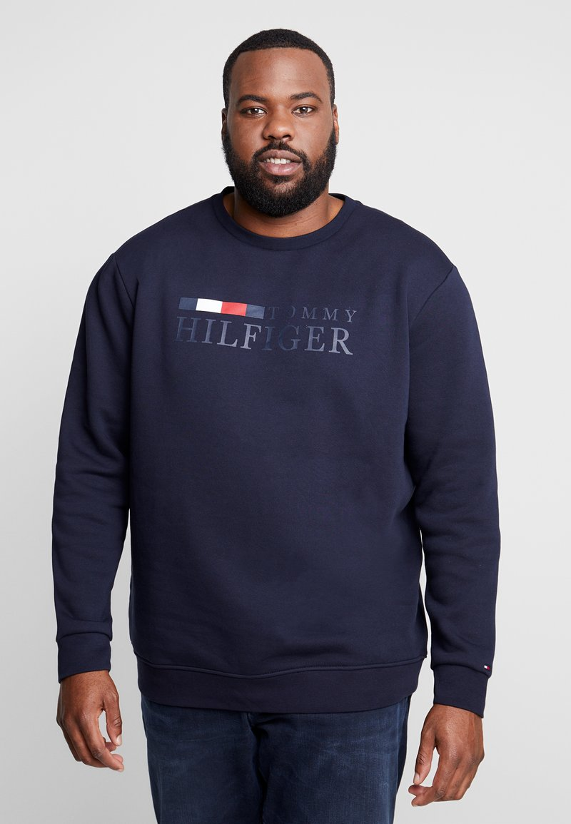 Tommy Hilfiger - BASIC  - Sweatshirt - blue