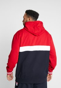 Tommy Hilfiger - COLORBLOCKD HOODED ZIP - Hettejakke - red - 2