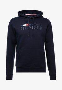Tommy Hilfiger - BASIC HOODY - Luvtröja - blue - 4