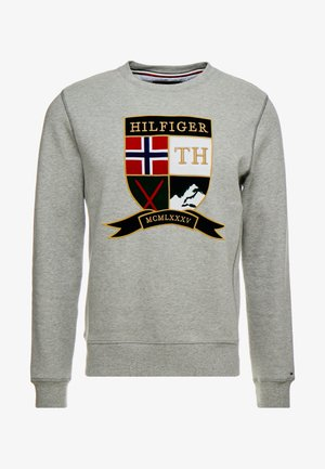 SHIELD ARTWORK  - Sweater - grey