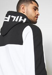 Tommy Hilfiger - BRANDED COLORBLOCK HOODY - Sweat à capuche - white - 3