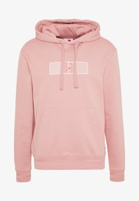 Tommy Hilfiger - LEWIS HAMILTON FLAG HOODY - Mikina s kapucí - pink - 4