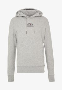 Tommy Hilfiger - BASIC EMBROIDERED HOODY - Hoodie - grey - 4