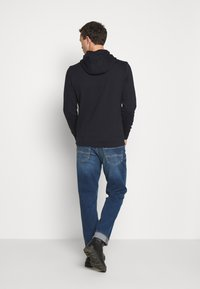 Tommy Hilfiger - BASIC EMBROIDERED HOODY - Hoodie - blue - 2