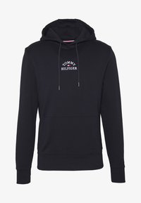 Tommy Hilfiger - BASIC EMBROIDERED HOODY - Hoodie - blue - 3