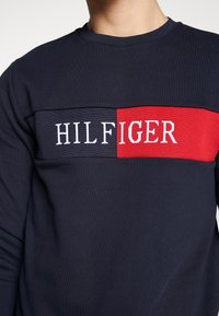 Tommy Hilfiger - INTARSIA - Sweater - blue - 6