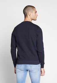 Tommy Hilfiger - INTARSIA - Sweater - blue - 3
