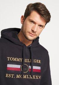 Tommy Hilfiger - ICON HOODY - Hoodie - blue - 3