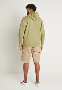 Tommy Hilfiger - BASIC EMBROIDERED HOODY - Hoodie - green - 2
