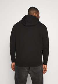 Tommy Hilfiger - BASIC EMBROIDERED HOODY - Hoodie - black - 2