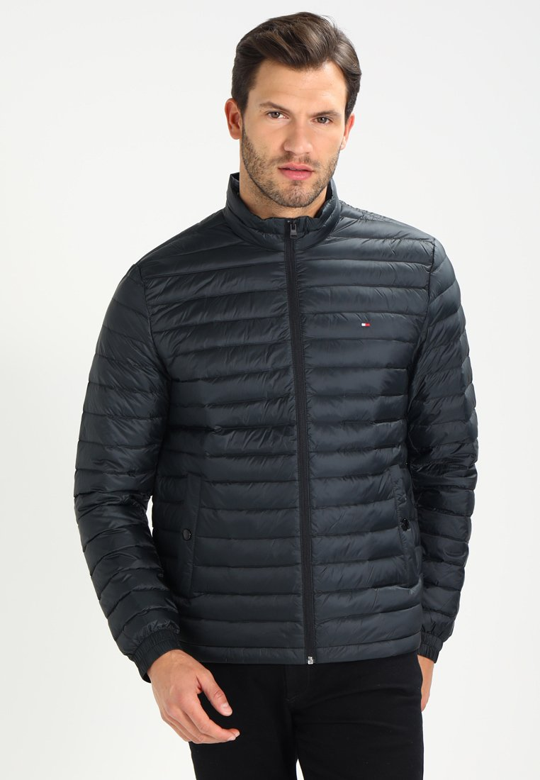 Tommy Hilfiger - LIGHTWEIGHT - Down jacket - jet black