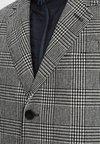 Tommy Hilfiger - CHECK SINGLE BREASTED COAT - Wollmantel/klassischer Mantel - beige