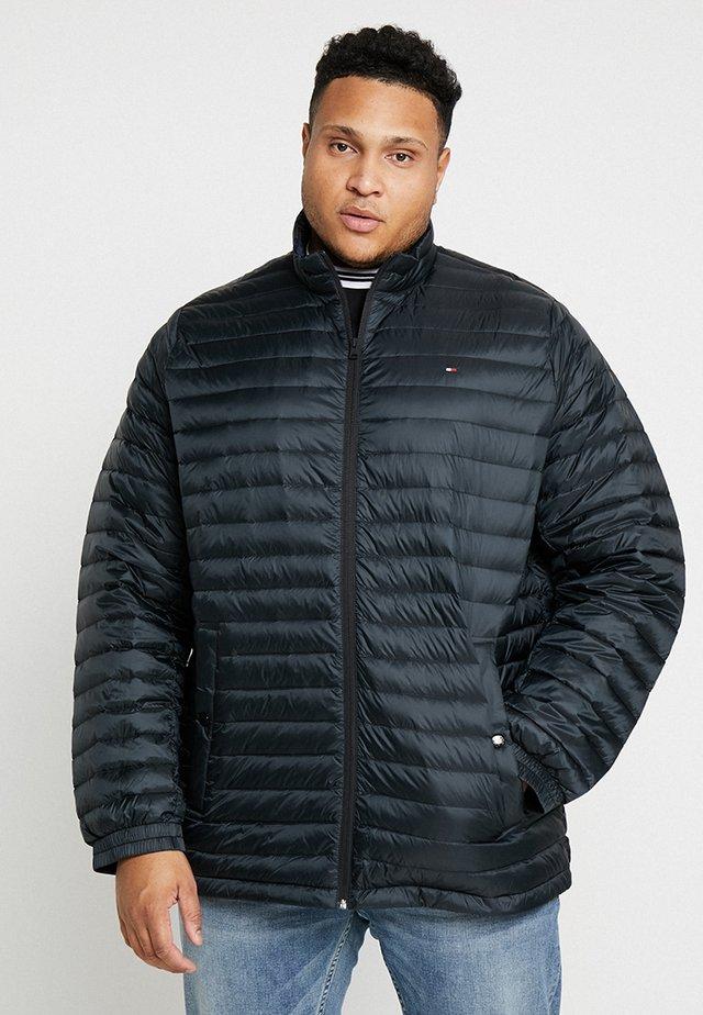 PACKABLE - Gewatteerde jas - black
