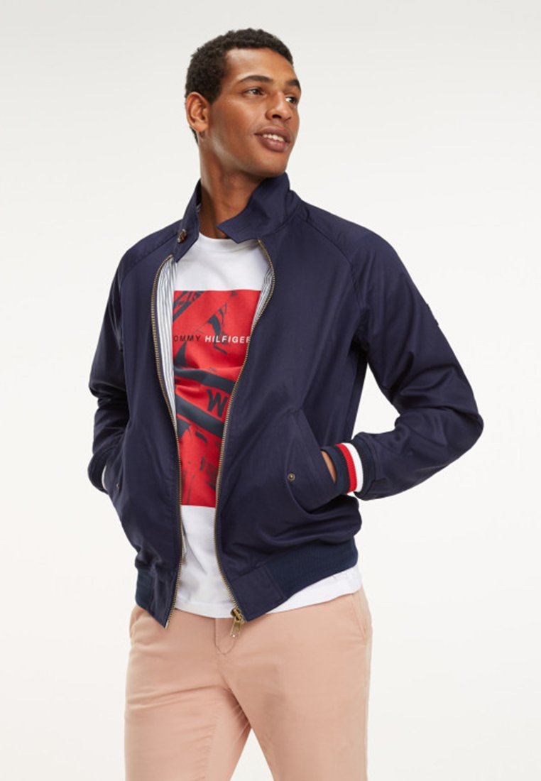 Tommy Hilfiger - Outdoor jacket - maritime blue