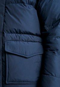 Tommy Hilfiger - HOODED - Gewatteerde jas - blue - 6