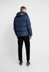 Tommy Hilfiger - HOODED - Piumino - blue - 3