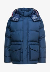 Tommy Hilfiger - HOODED - Piumino - blue - 8