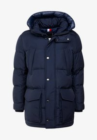 Tommy Hilfiger - HOODED - Down coat - blue - 5