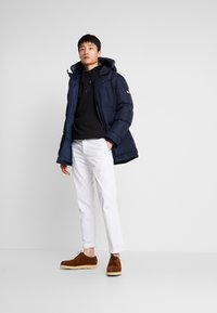 Tommy Hilfiger - HOODED - Down coat - blue - 1