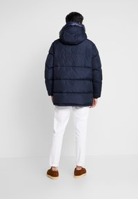 Tommy Hilfiger - HOODED - Down coat - blue - 2