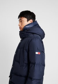 Tommy Hilfiger - HOODED - Down coat - blue - 3