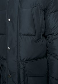 Tommy Hilfiger - HOODED - Piumino - black - 3
