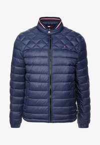 Tommy Hilfiger - LIGHT WEIGHT PADDED - Välikausitakki - blue - 4