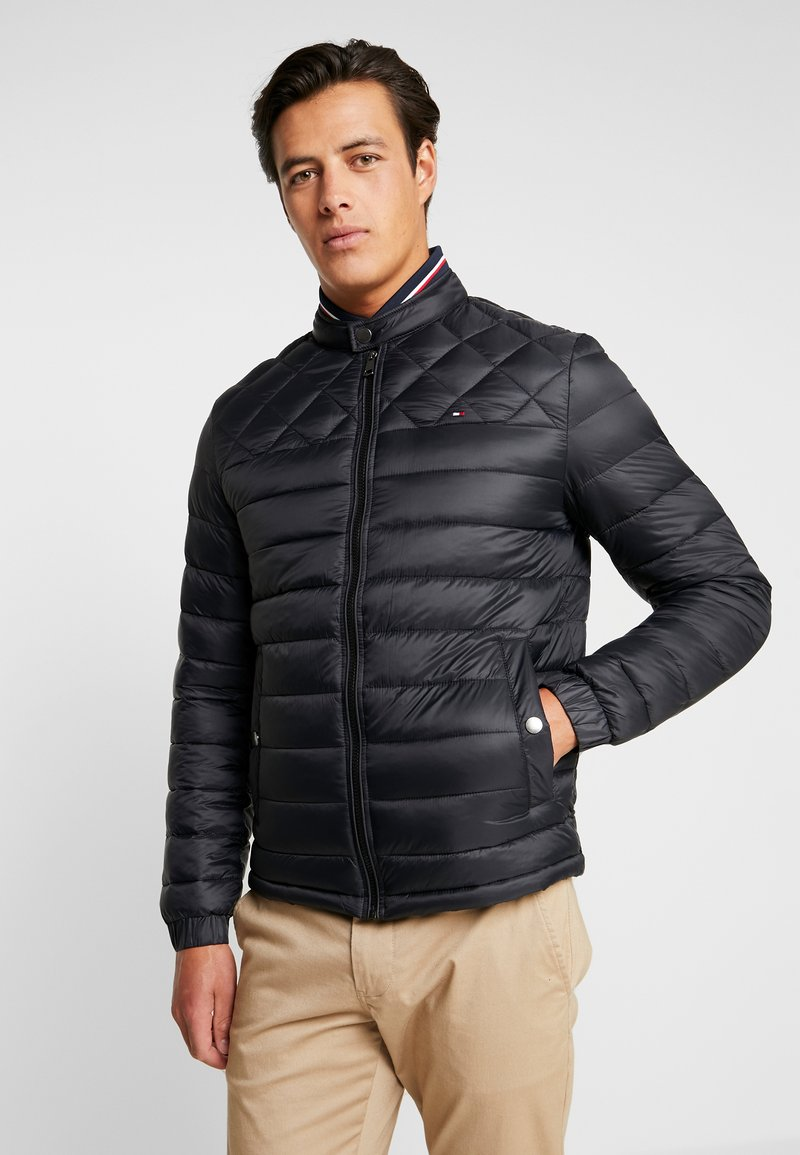 Tommy Hilfiger - LIGHT WEIGHT PADDED - Allvädersjacka - black