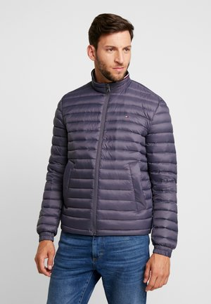 PACKABLE JACKET - Gewatteerde jas - grey