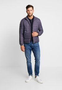 Tommy Hilfiger - PACKABLE JACKET - Kurtka puchowa - grey - 1