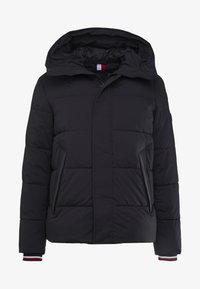 Tommy Hilfiger - STRETCH HOODED - Winterjas - black - 5