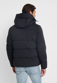 Tommy Hilfiger - STRETCH HOODED - Winterjas - black - 3