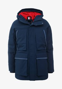 Tommy Hilfiger - HEAVY - Cappotto invernale - blue - 5