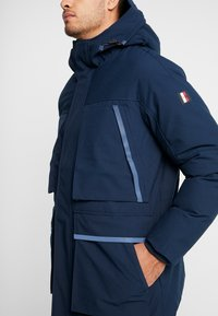Tommy Hilfiger - HEAVY - Cappotto invernale - blue - 6