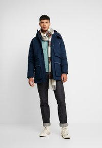 Tommy Hilfiger - HEAVY - Cappotto invernale - blue - 1