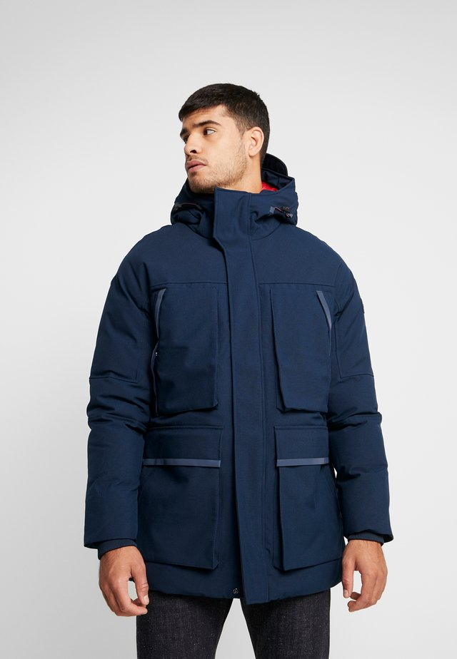 HEAVY - Winter coat - blue
