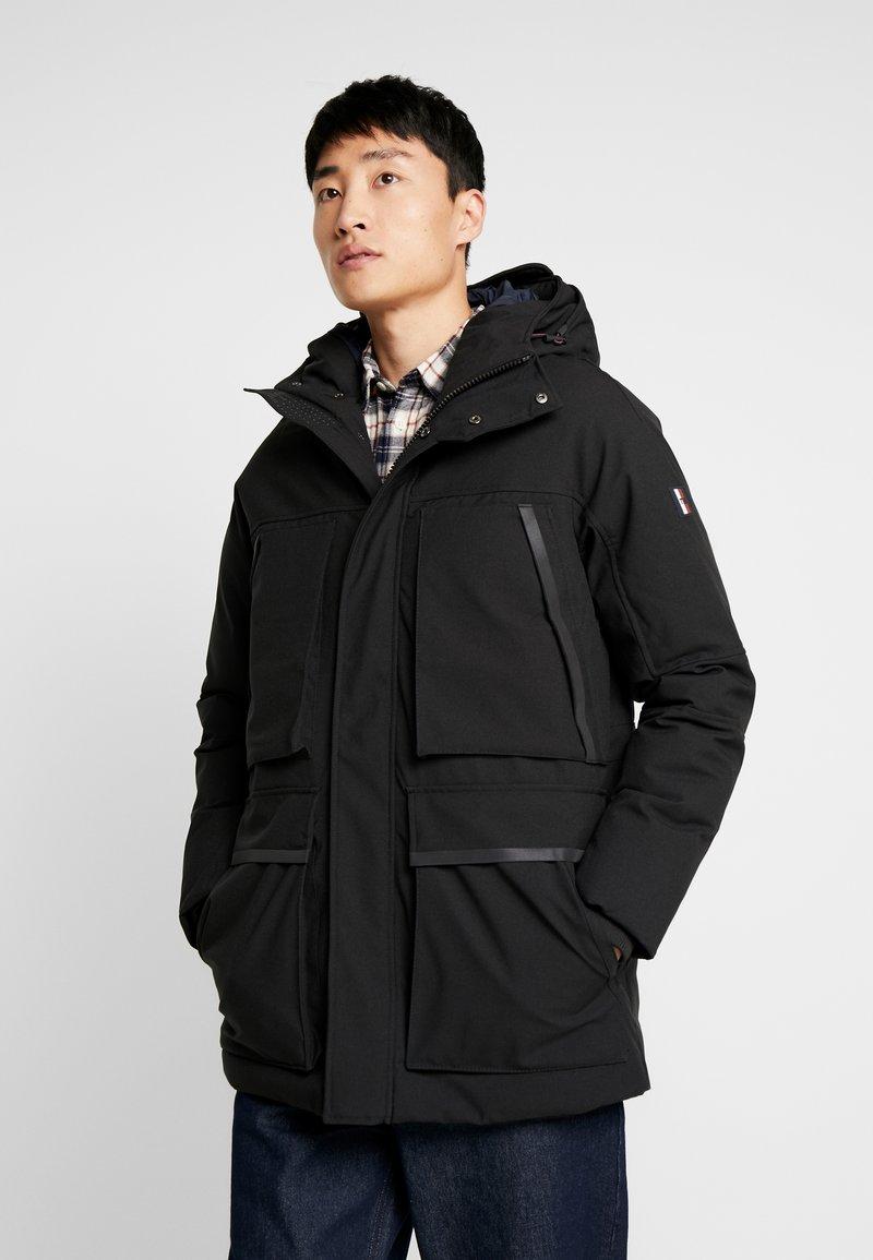 Tommy Hilfiger - HEAVY - Winter coat - black