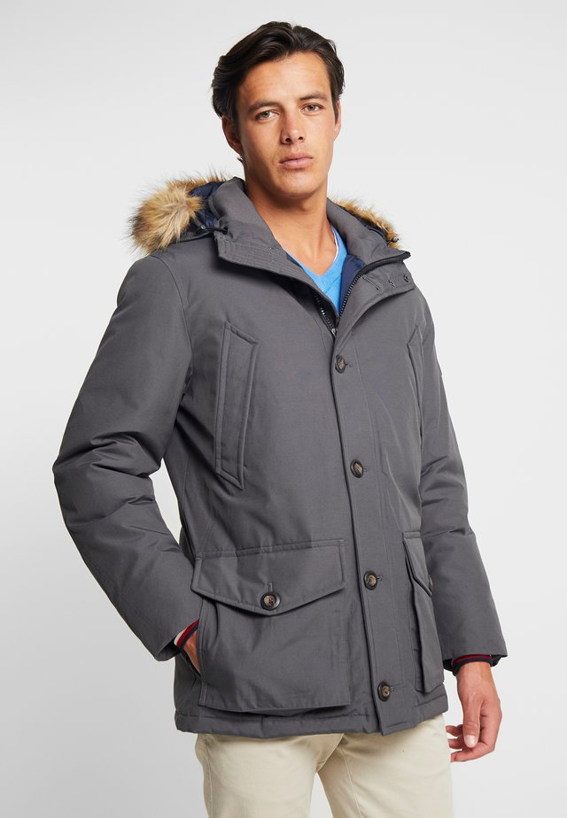 HAMPTON - Down jacket - grey