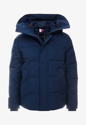 HEAVY BOMBER - Winter jacket - blue