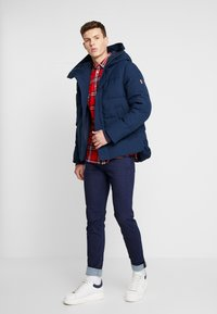 Tommy Hilfiger - HEAVY BOMBER - Winter jacket - blue - 1