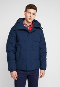 Tommy Hilfiger - HEAVY BOMBER - Winter jacket - blue - 2