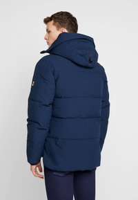 Tommy Hilfiger - HEAVY BOMBER - Winter jacket - blue - 3