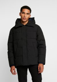 Tommy Hilfiger - HEAVY BOMBER - Winter jacket - black - 3