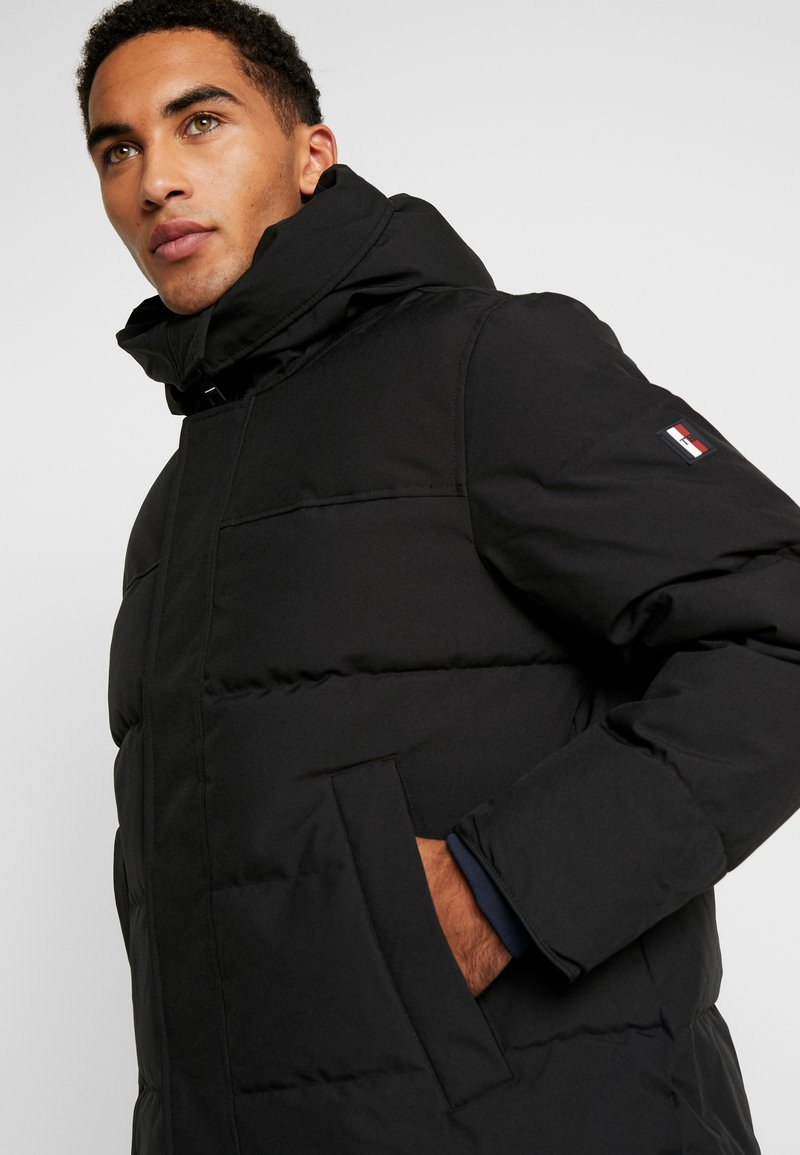 Tommy Hilfiger - HEAVY BOMBER - Winter jacket - black