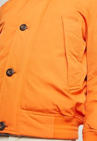 Tommy Hilfiger - HAMPTON DOWN  - Dunjacka - orange - 5