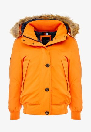 HAMPTON DOWN  - Gewatteerde jas - orange