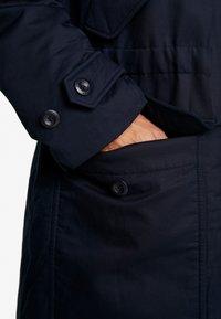 Tommy Hilfiger - MONOGRAM HOODED - Winter coat - blue - 5