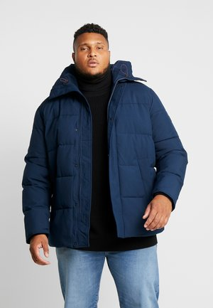 HEAVY BOMBER - Giacca invernale - blue