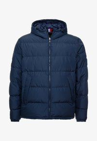 Tommy Hilfiger - HOODED - Down jacket - blue - 4